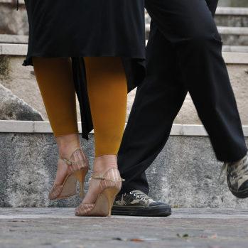 Pieds de tango